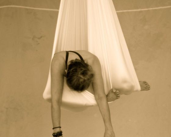 Ausbildung: Aerial Classic & Flow und Aerial Yin Yoga